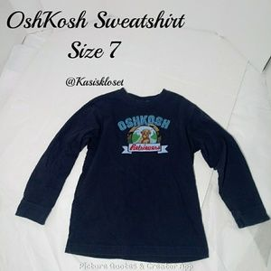 🎈4/$20🎈Oshkosh Retriever Sweatshirt Boys Size 7